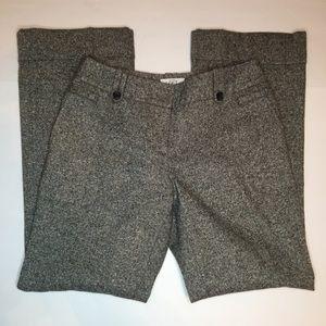 Loft wool blend Julie grap trouser pants